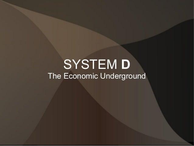 Econ Presentation 3 - Economy D