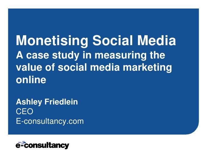 Econsultancy Social Media Monetisation Case Study 1212418744419594 8