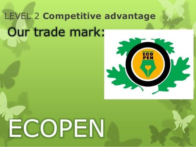 Competitive advantage business plan