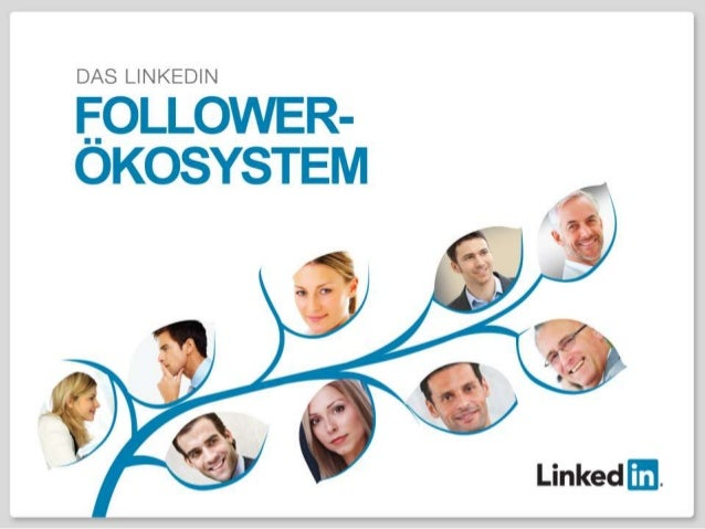 Das LinkedIn Follower-Ökosystem