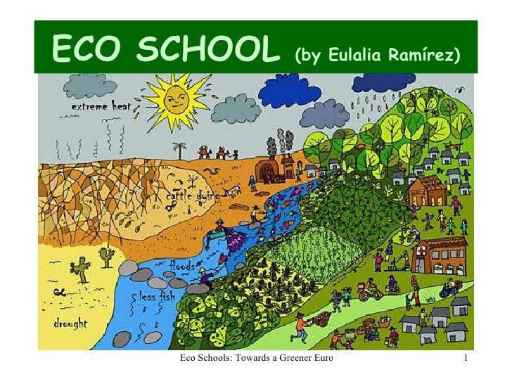 ECO SCHOOL  (by Eulalia Ramírez)