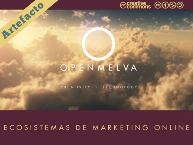 Ecosistemas de marketing online