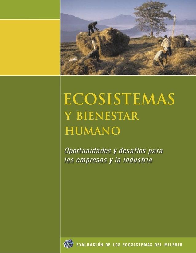 Ecosistemas oportunidades y desafios para la empresa y la industria