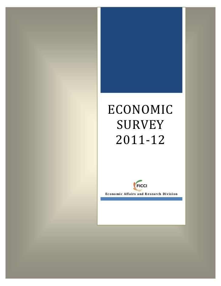 Economic Survey of India 2011-12 - A FICCI Analysis