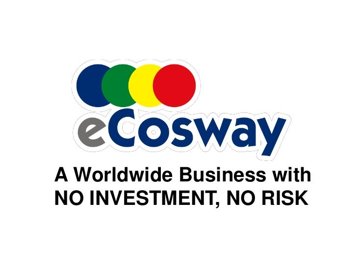Free Franchise Store Business Opportunity - eCosway UK
