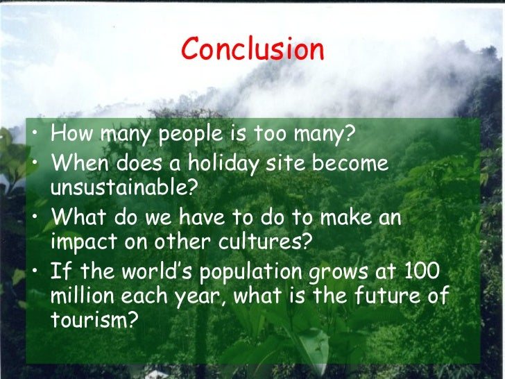 """ecotourism in malaysia essay Read this essay on ecotourism """"examples of that type include large-scale habitat transformation to enhance ecotourism experience in malaysia."""