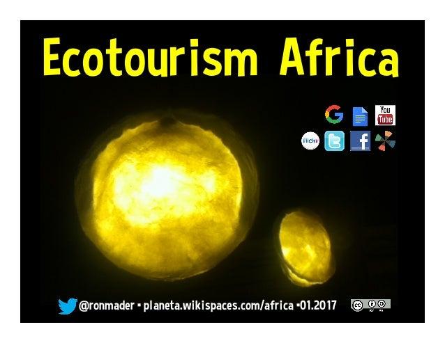Ecotourism Africa