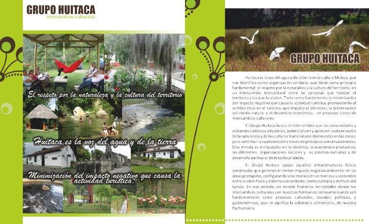 Ecoturismo Huitaca