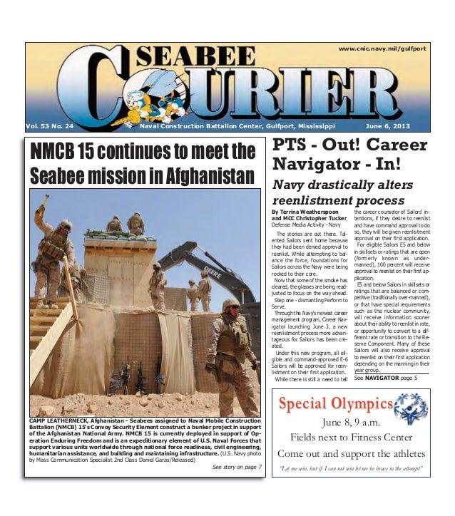 Seabee eCourier, June 6, 2013 version 2