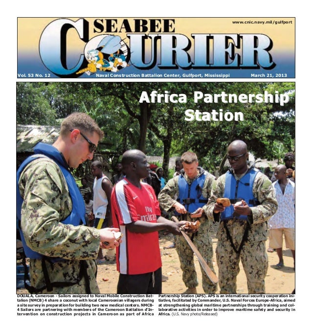 Seabee eCourier March 21, 2013