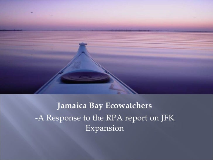 Ecowatchers powerpoint  -rpa report