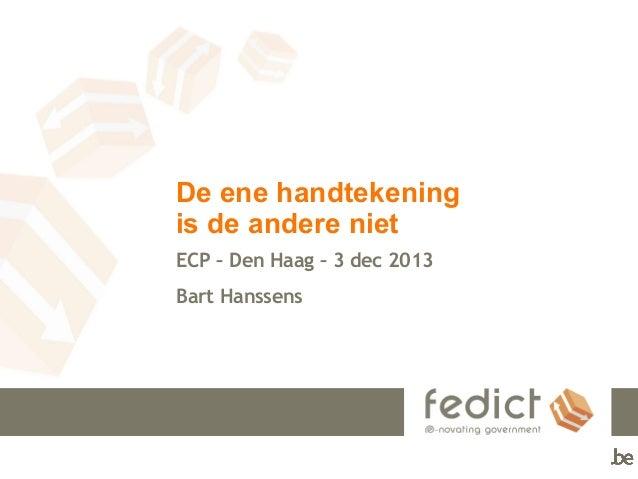 Ecp digitalehandtekening 20131203