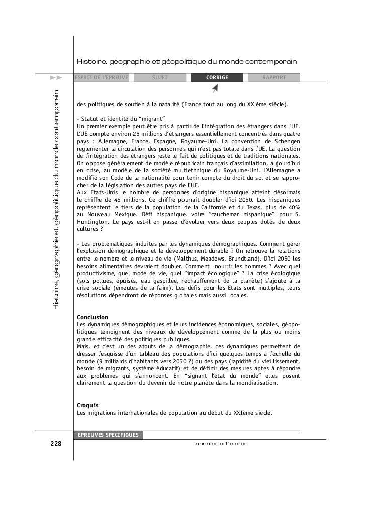 Dissertation processus globalisation financire