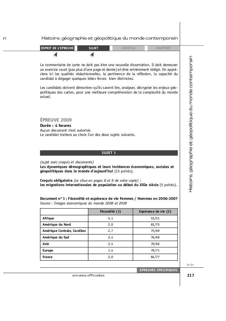 Dissertation Histoire Exemple