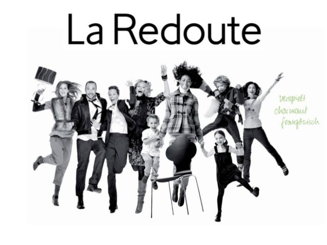 Multichannel commerce bei la redoute - Surmatelas la redoute ...