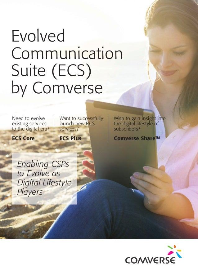 Evolved Communication Suite by Comverse