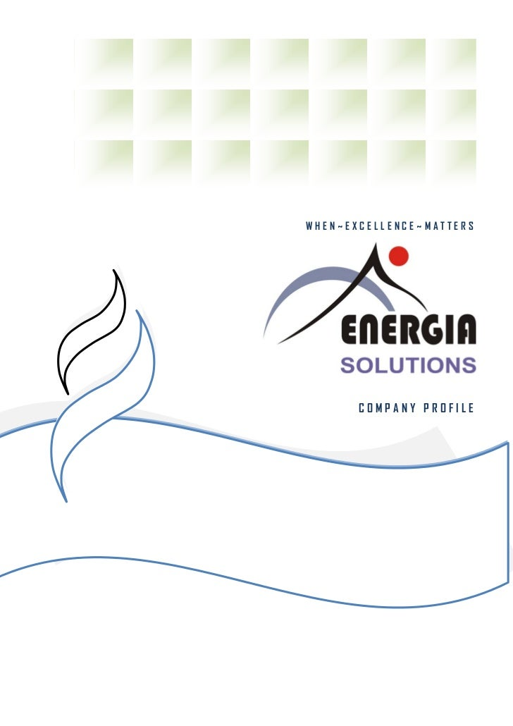 Energia Solutions Limited