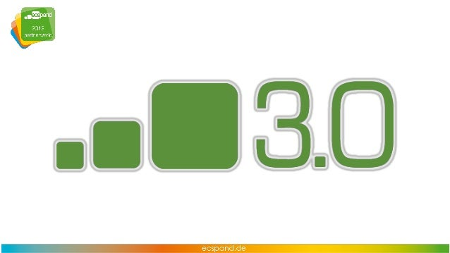 [ecspw2013] Session Executive 01: ecspand 3.0 - Vorgangsbearbeitung für den SharePoint