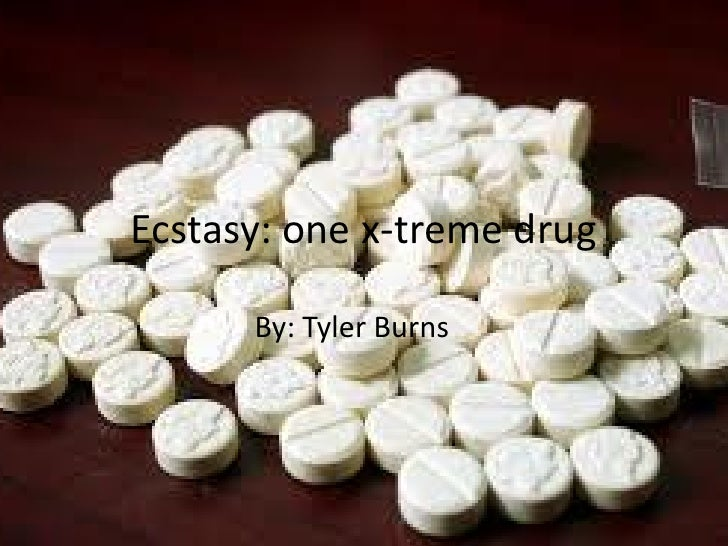 Ecstasy by Tyler B., Hubbard Spring 2012 Toxicology Project