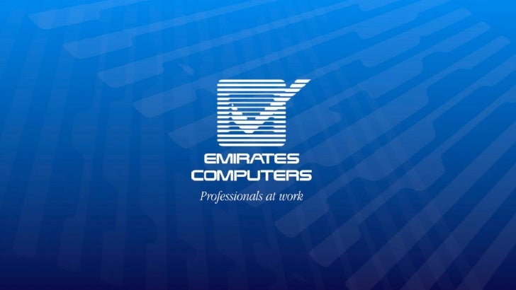 LOOKING BACK EMIRATES COMPUTERS 1978-2008