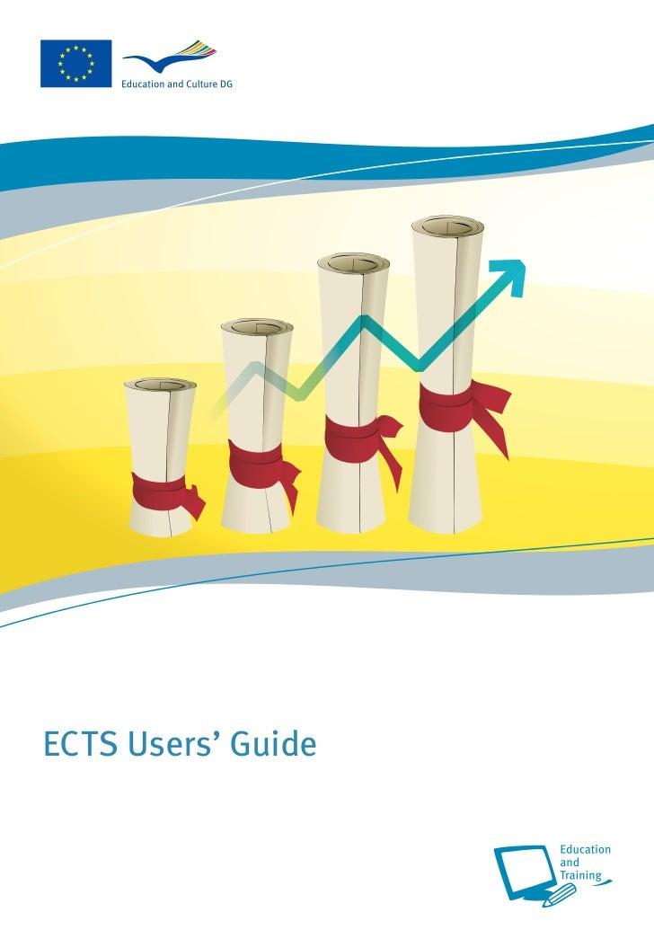 ECTS Guide EN