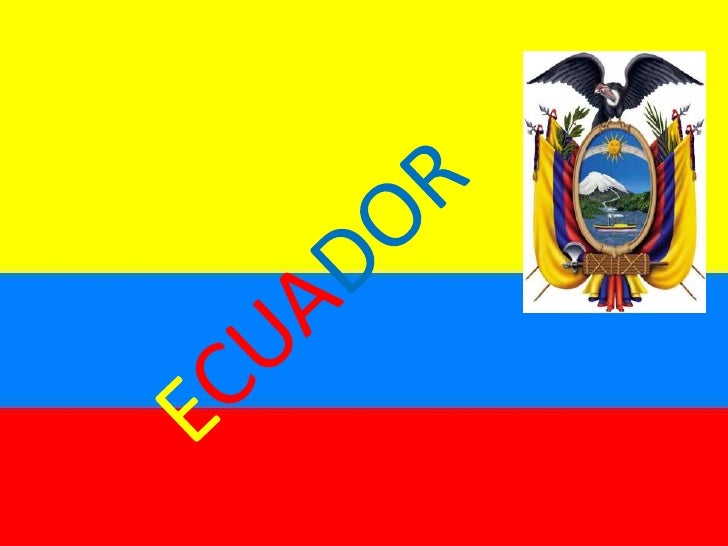 ECUADOR<br />
