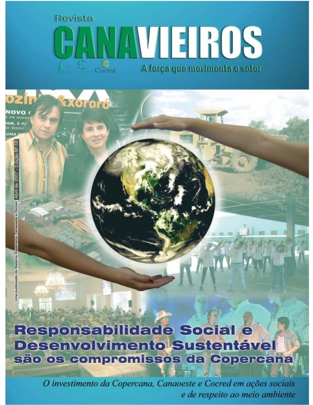 Revista Canavieiros - Abril de 2007