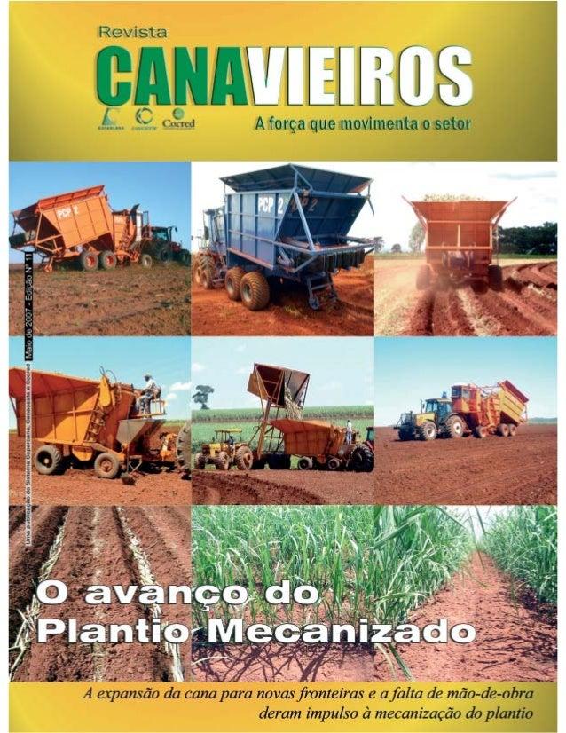 Revista Canavieiros - Maio de 2007