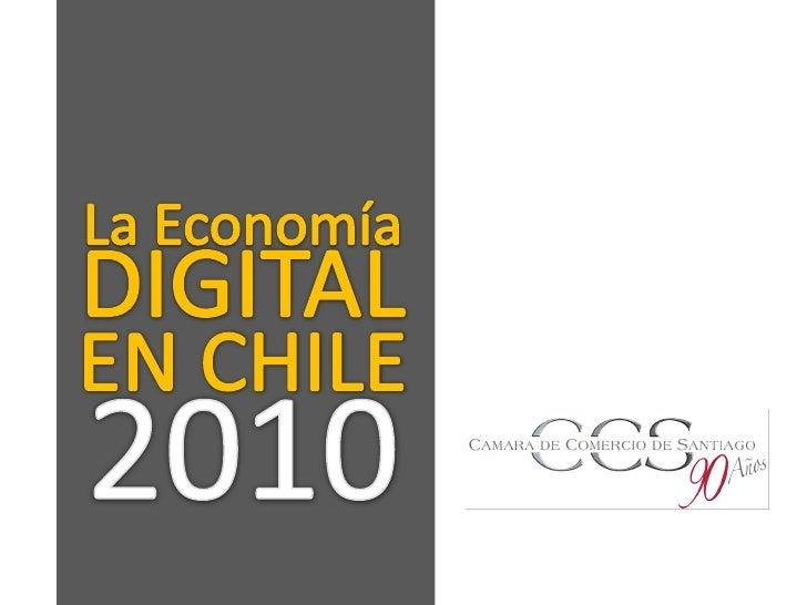 Economia digital 2010