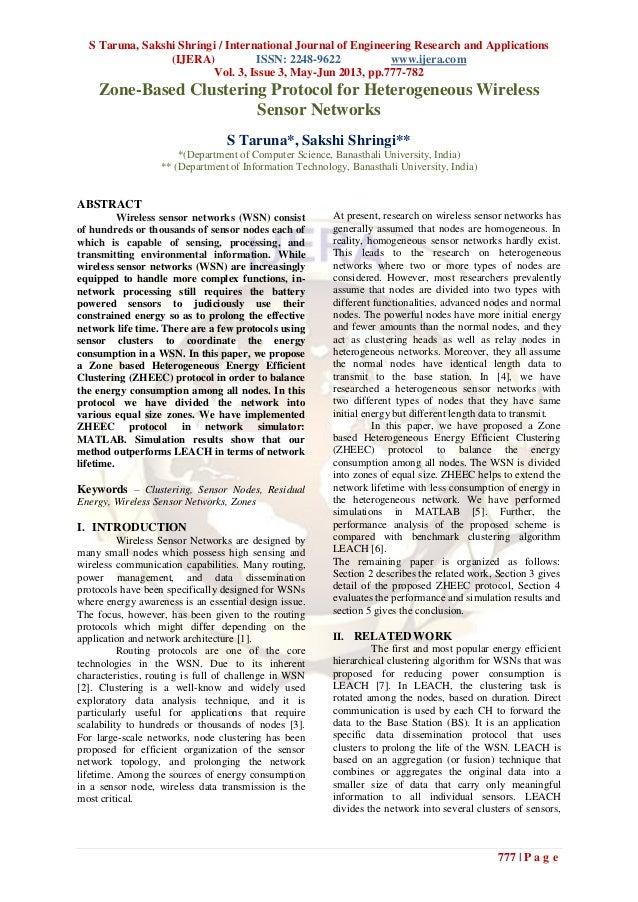 S Taruna, Sakshi Shringi / International Journal of Engineering Research and Applications(IJERA) ISSN: 2248-9622 www.ijera...