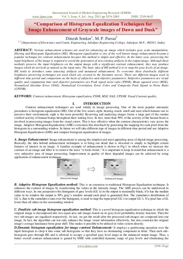 """thesis report on image enhancement This thesis is brought to you for free and open access by the  the use of  digital image processing techniques has been found to be a  density,  stiffness and strength -natural and crushed sands- """", internal report."""