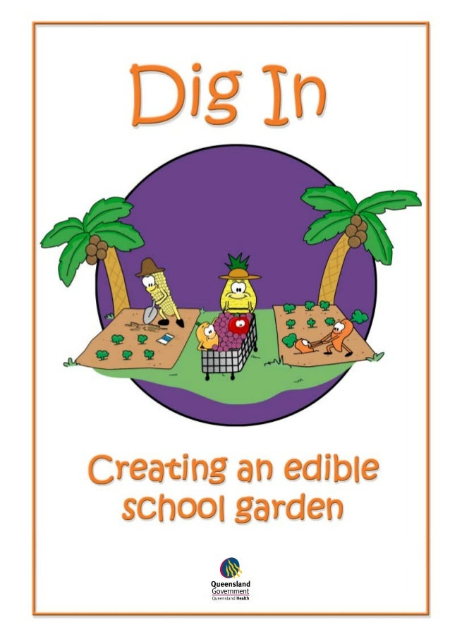 Creating an Edible School Garden