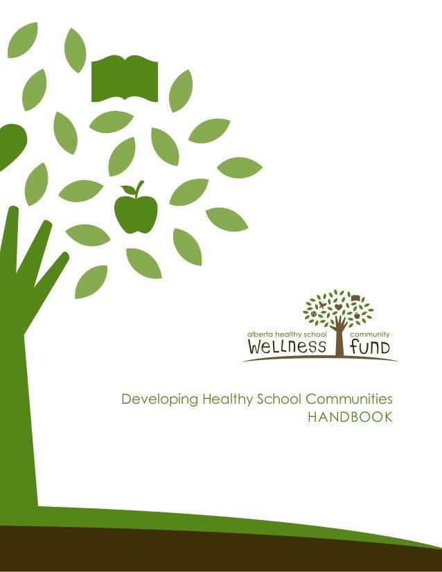 Developing Healthy School Communities Handbook