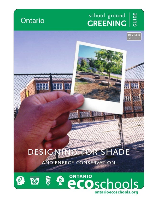 School Ground Greening Guide