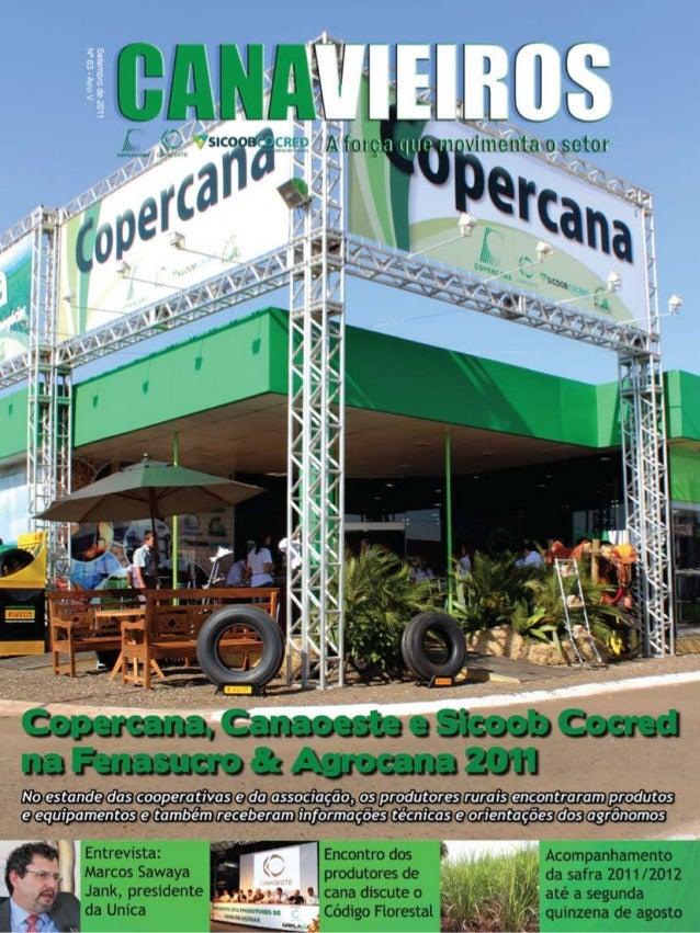 1  Revista Canavieiros - Setembro 2011