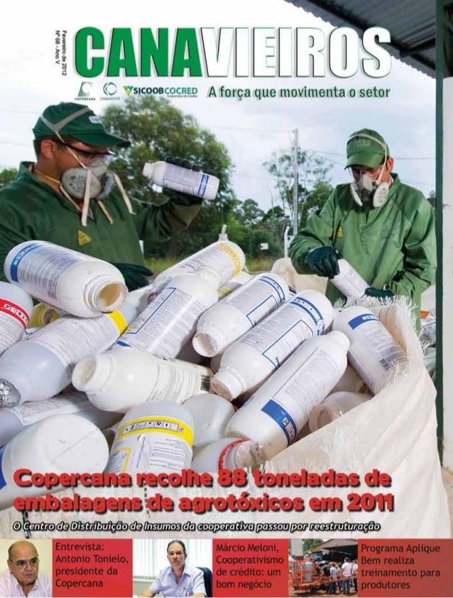 1  Revista Canavieiros - Fevereiro 2012
