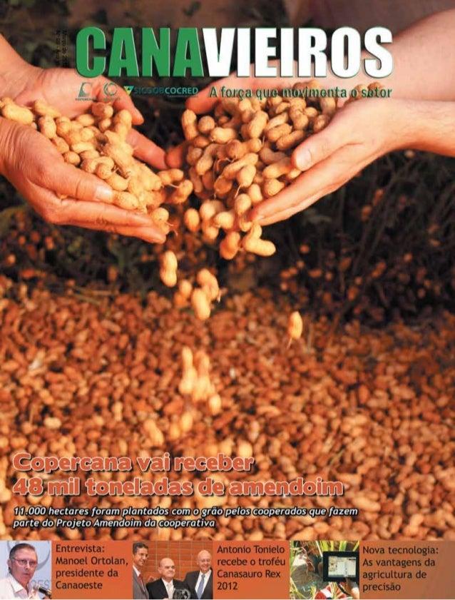 1  Revista Canavieiros - Março 2012