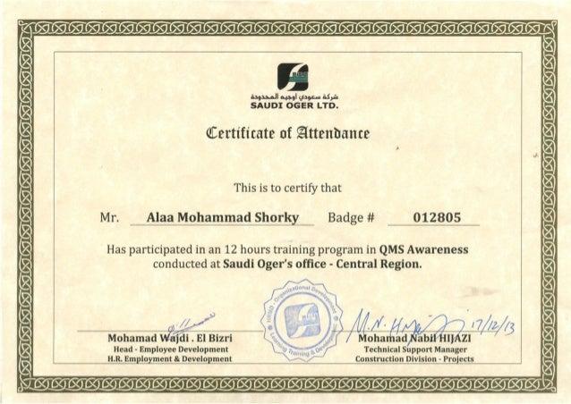 Courses& Certifcates