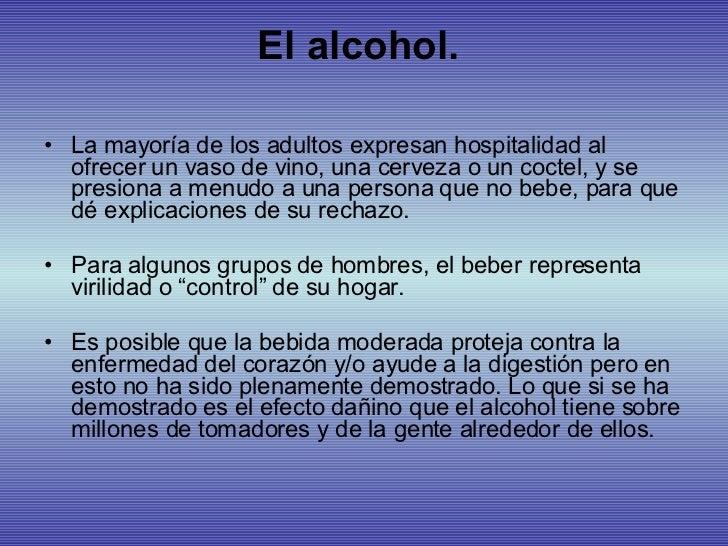 El guión de la medida por la profiláctica del alcoholismo