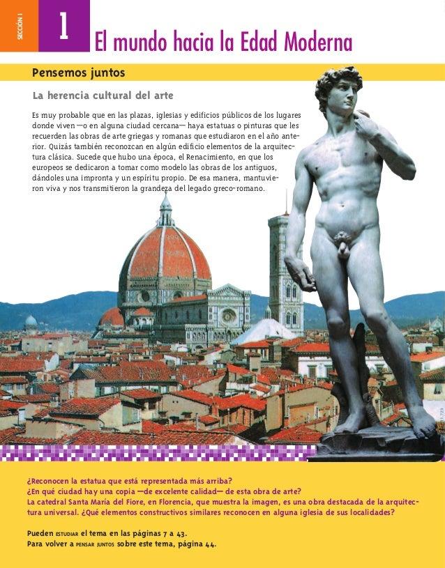 ¿Reconocen la estatua que está representada más arriba? ¿En qué ciudad hay una copia —de excelente calidad— de esta obra d...