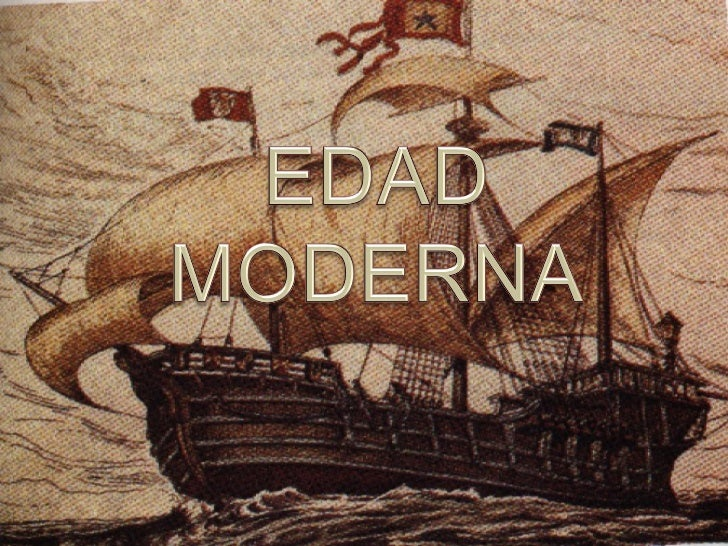 Edad moderna 2 for Imagenes de epoca contemporanea