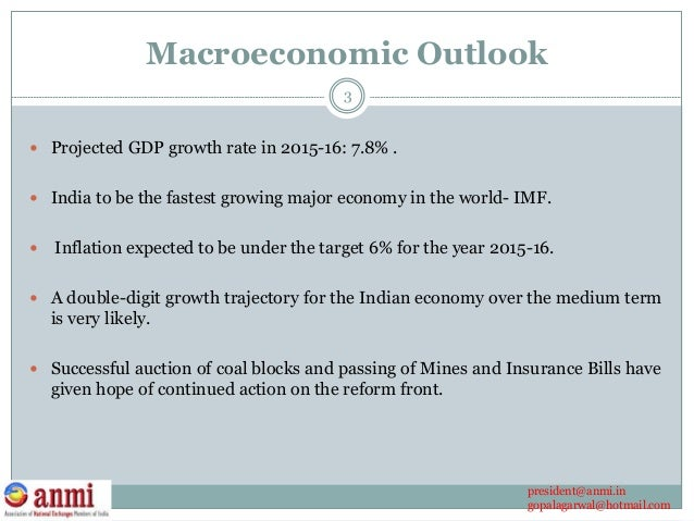 General Awareness Topic - Current Scenario and Challenges Faced by Indian Economy