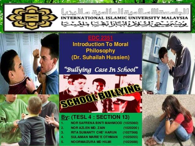 Edc 2351 dr suhailah's presentation