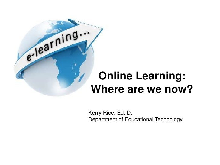 Online Learning: Where are we now?
