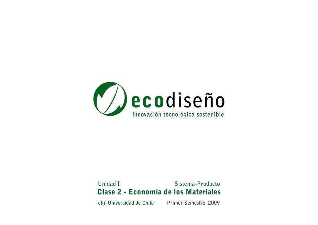Ecodiseño_Curso de Formación General_UChile2009_02