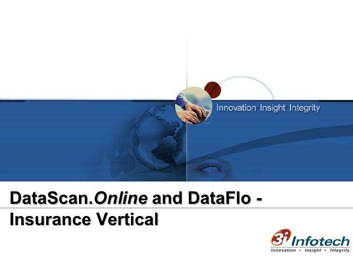 Insurance Vertical Presentation