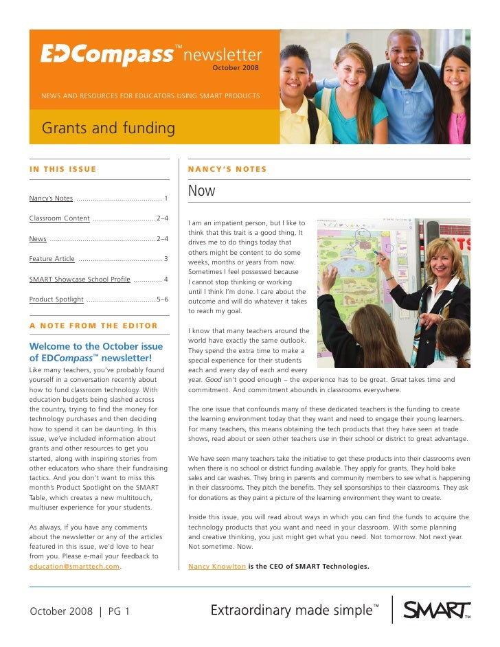 newsletter                                                                        October 2008        NEWS AND RESOURCES F...