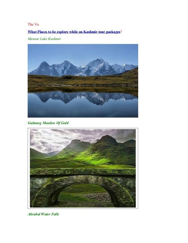 Kashmir Beautiful Unseen Natural Beauty Wallpapers (kashmirtourismtours)