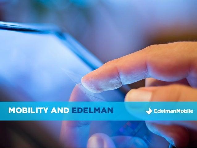 Mobile for Digital / Social Media experts
