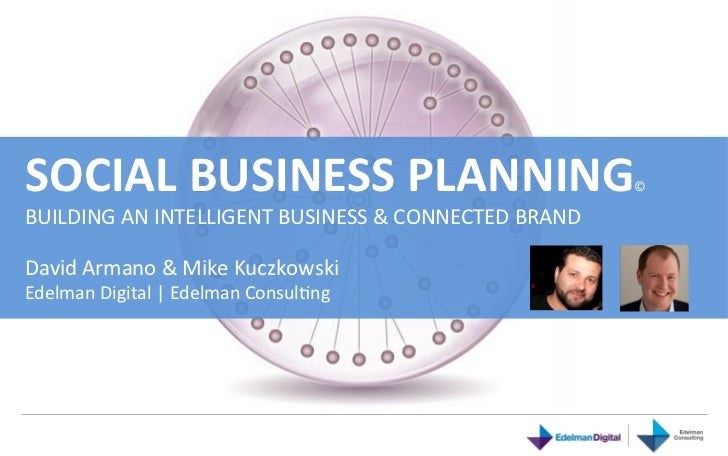 Edelman on social business
